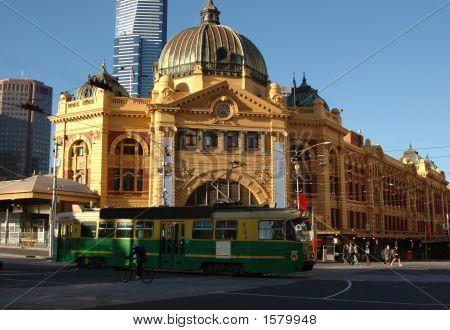 Estación de Flinders Street