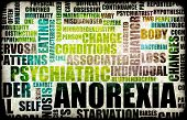 pic of anorexia nervosa  - Anorexia Nervosa Eating Disorder as a Concept - JPG