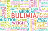 picture of bulimic  - Bulimia Nervosa Eating Disorder as a Concept - JPG