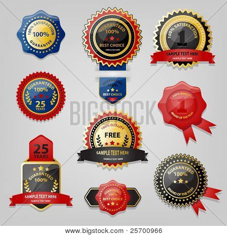 Colección sello y Premio