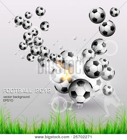 football flyer design background, easy editable