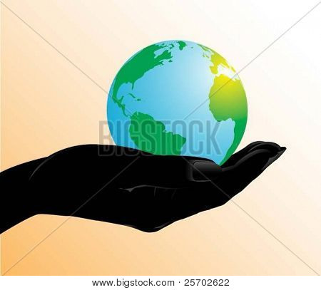 The World in a Hand