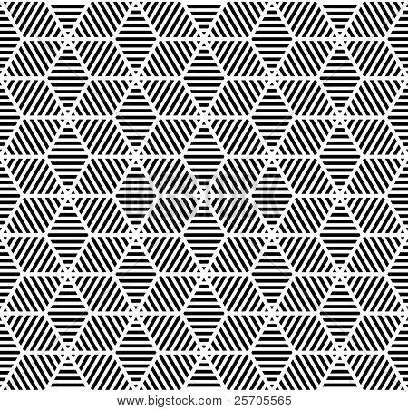 nahtlose geometrische Muster. Vektorgrafiken.