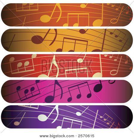 Música colorida