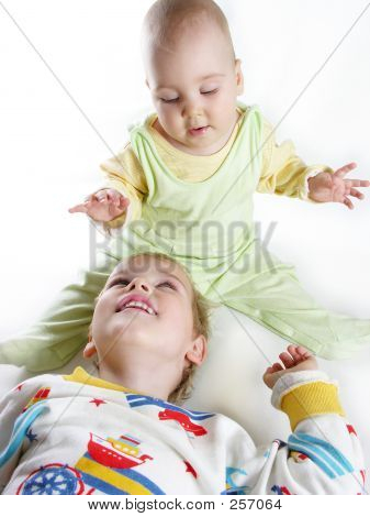 Child With Baby