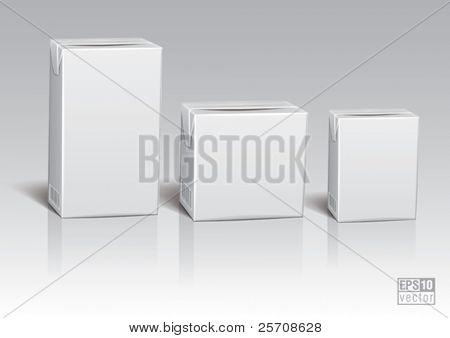 package 0,2L 0,36L 0,5L for new design, eps10 vector