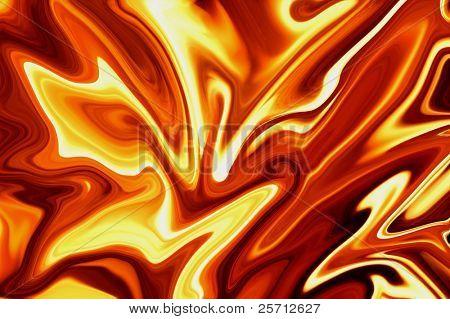 Silk On Fire