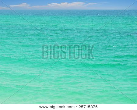 Gorgeous Sea Suitable for Background