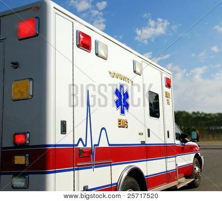Ambulancia en misión
