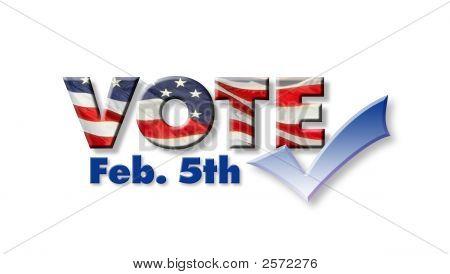 feb 5 Stimmen