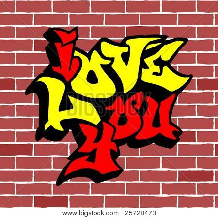 graffity. love