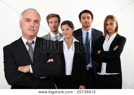 ein Team von Profis
