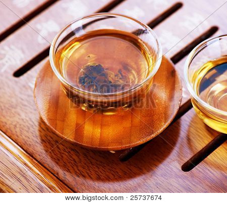 Tea .Traditional Chinese Tea Ceremony
