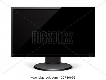 Lcd monitor, for similar images please visit my portfolio