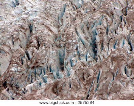 Glacier Close Up