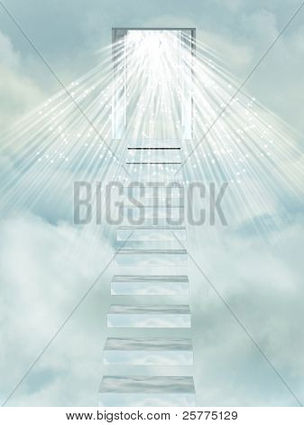 Stairway To Heaven's Gate.