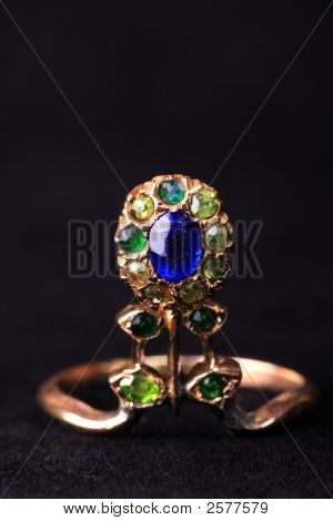 Antic Ring, Jewelry