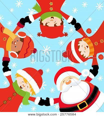 Santa's Christmas Party