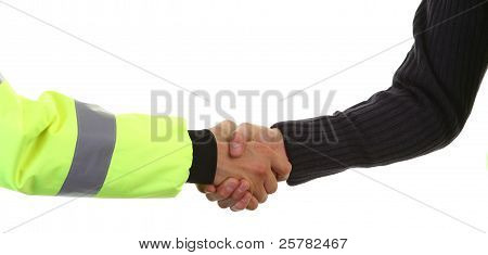 Security handshake