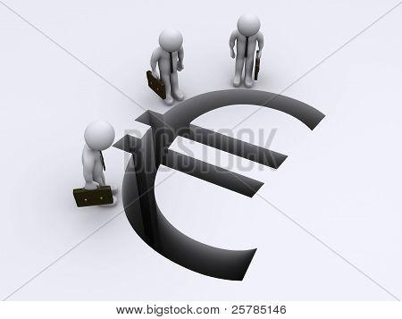 Watching Euro Gap