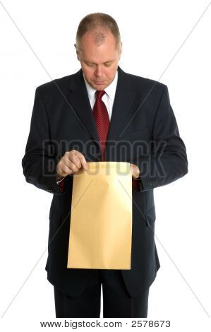 What'S In The Envelope
