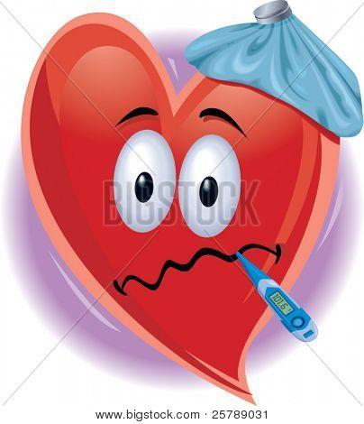 Heart Man Sick