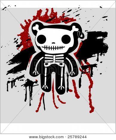 teddy bones