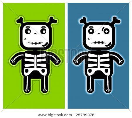 child bones