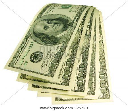 Waterfall Of Money