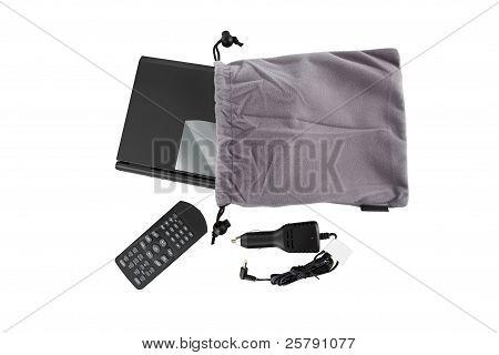 Portable Dvd In A Case