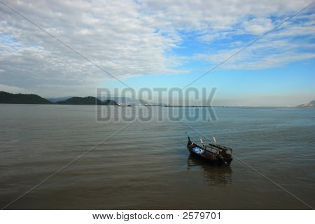 Boat & Ocean