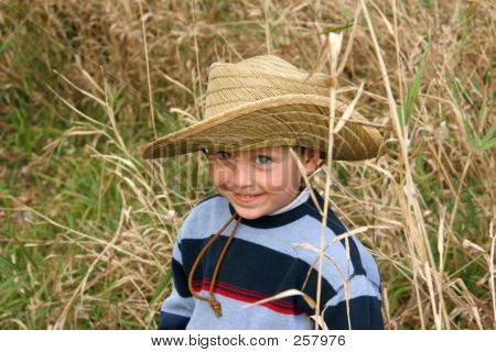 Little Farmer Boy