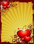 stock photo of san valentine  - The Valentine - JPG