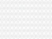 The Geometric Pattern With Lines. Seamless Vector Background. White And Grey Texture. Graphic Modern poster