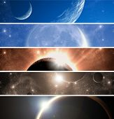 stock photo of space stars  - Space - JPG