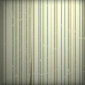 Grunge retro 70s striped wallpaper