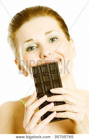 Satisfying a chocolate craving