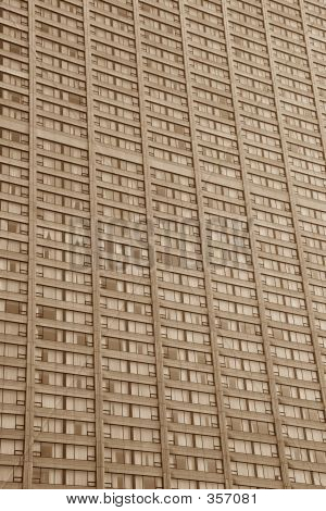 Side Of A Building Face