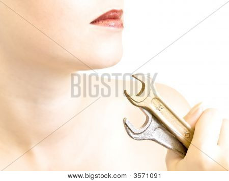 Spanners In The Hand