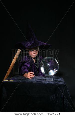 Filho de assistente com bola de cristal e pessoal