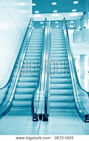 escalator vision