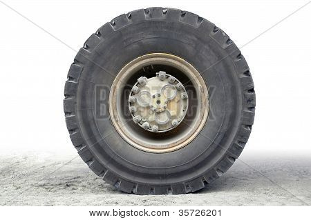 Haul Truck Wheel