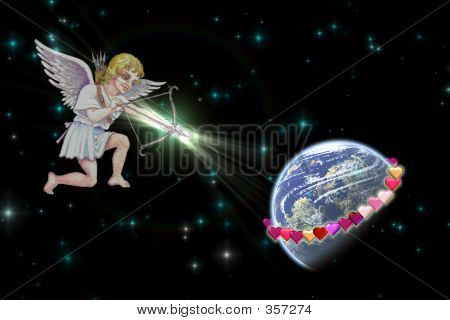 Space Cupid