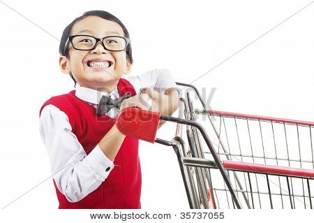 Shopping For Back To School