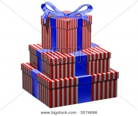 Red White And Blue Gifts