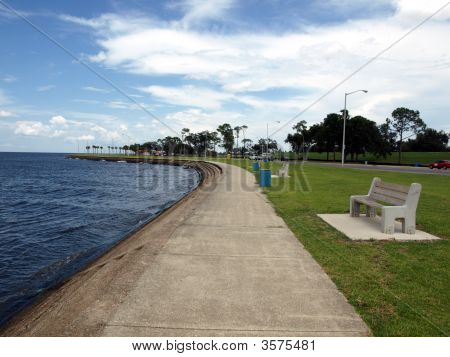 Lake Ponchartrain - New Orleans
