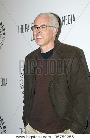 """BEVERLY HILLS - MARCH 7: Stuart Levine arrives at the 2012 Paleyfest """"Sons of Anarchy"""" panel on Wednesday, March 7, 2012 at the Saban Theater in Beverly Hills, CA."""