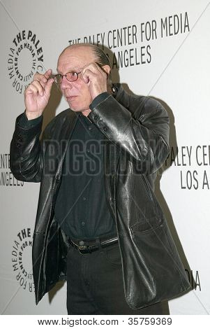 "BEVERLY HILLS - MARCH 7: Dayton Callie arrives at the 2012 Paleyfest ""Sons of Anarchy"" panel on Wednesday, March 7, 2012 at the Saban Theater in Beverly Hills, CA. Photo:"