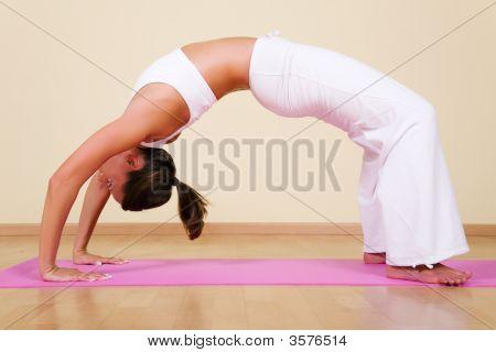 Yoga - Urdhva Dhanurasana 2