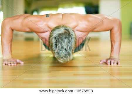 Workout - Pushups